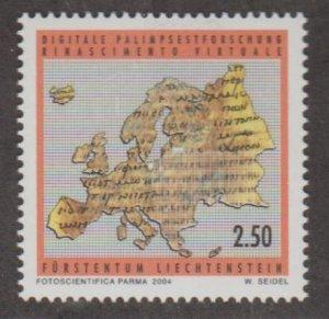 Liechtenstein Scott #1301 Stamp - Mint NH Single