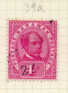 Sarawak 1899 Early Issue Fine Used 4c. 276148