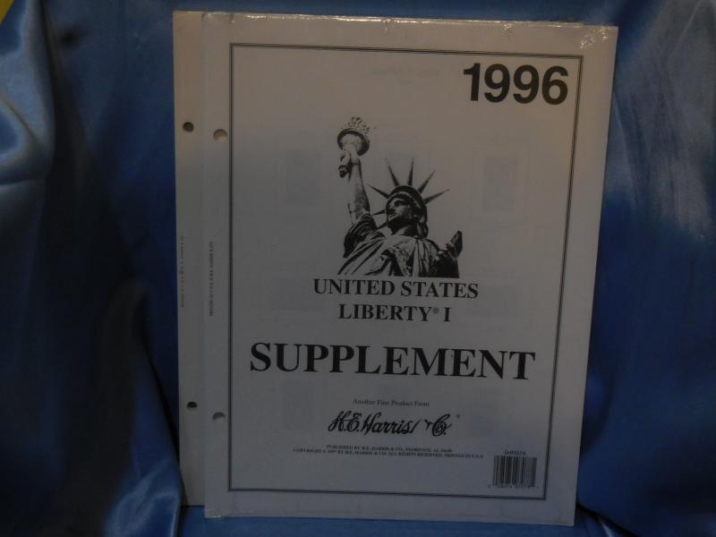 Harris Liberty one 1996 pages new