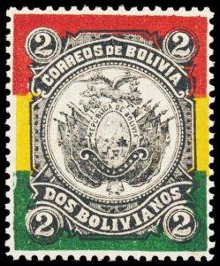 BOLIVIA 54  Mint (ID # 101827)
