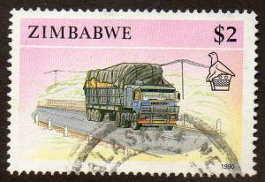 Zimbabwe  Scott 631  Used
