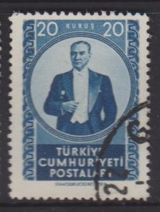 Turkey Sc#1067 Used