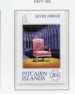 Pitcairn Islands MH Scott Cat. # 161