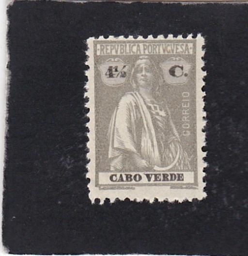 Cape Verde #154 unused
