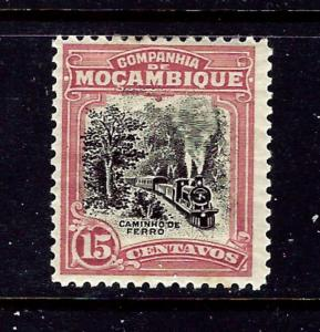 Mozambique Company 160 MLH 1920 issue