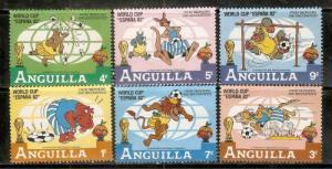 Anguilla Walt Disney Animation Cartoon Film Mickey Mouse Donald Duck World Cu...