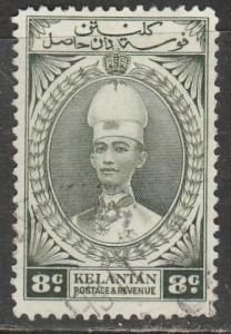 Malaisie / Kelantan   34  (O)  1937