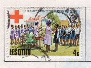 Lesotho USED H Scott Cat. # 195