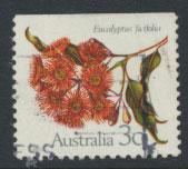 Australia SG 872 Used top imperf from booklet