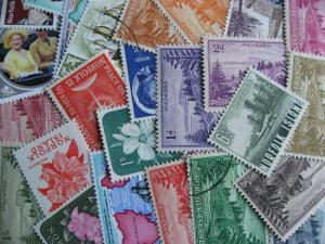 Internationals WW collection breakdown, Norfolk Island 25 different