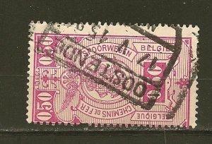 Belgium Q145 Railroad Used
