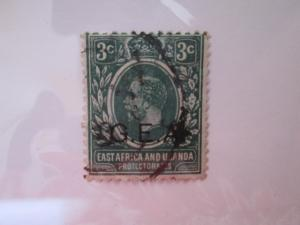 German East Africa #41 used