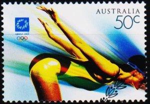 Australia. 2004 50c S.G.2403 Fine Used