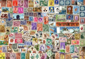 500 NEPAL All Different Stamps (C78)