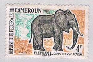 Cameroun 359 Used Elephant 1962 (BP2804)