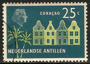 Netherlands Antilles 1958 Scott# 249 Used