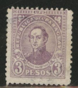 Paraguay Scott 296 Used