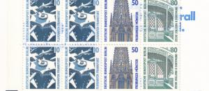 Germany #9N552a Complete Booklet  CV $22.50 Z711