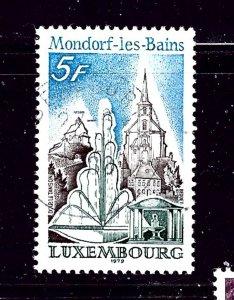 Luxemburg 622 Used 1979 issue
