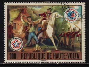 Burkina Faso C243 American Bicentennial 1976