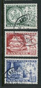 Denmark #567-9 Used