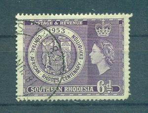 Southern Rhodesia sc# 79 used cat value $.35