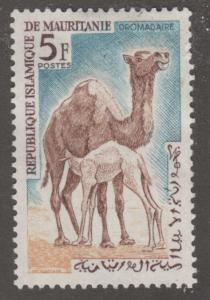 Mauritania 138 Dromdaire Camels 1963