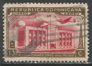 DOMINICAN REPUBLIC C50 VFU M867-5