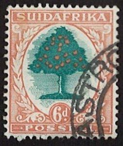 1930-1945 Local Motives 6d South Africa (LL-89)