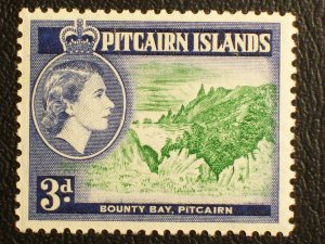 Pitcairn Islands Scott #24 mnh