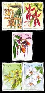 Malaysia 2002 Scott #874-876 Mint Never Hinged