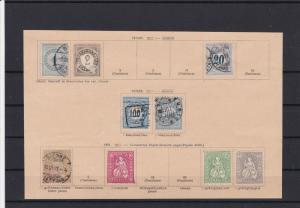switzerland stamps ref r9717