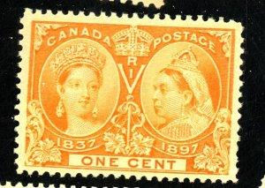 CANADA #51 MINT FVF OG NH Cat $75