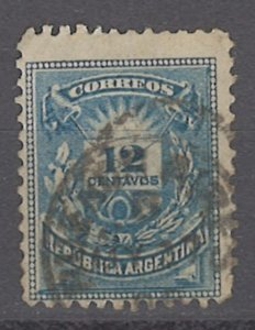 COLLECTION LOT # 1486 ARGENTINA #45 1882 CV=$14