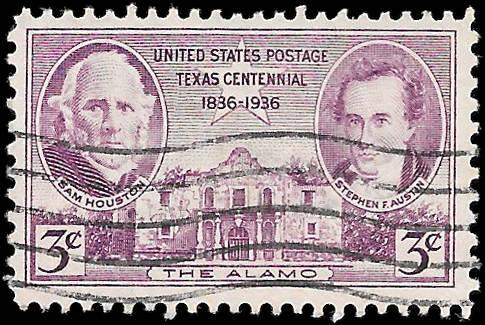 1936 US SC # 776 VF USED NH ng MACHINE CANCEL -  SOUND -