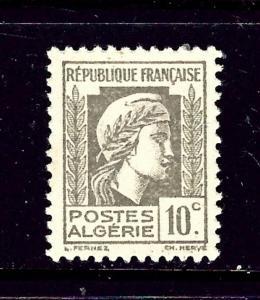 Algeria 172 MNH 1944 issue