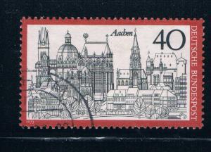 Germany 1109 Used Aachen (GI0217P35)+