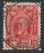 Southern  Rhodesia  SG 16 Used - perf 12