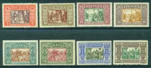 Lithuania #264-271  Mint NH  CV$25.00