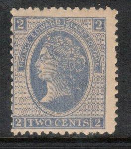 Prince Edward Island #12 Mint Fine Never Hinged