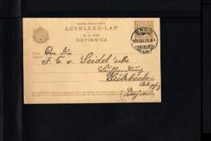1909 - Hungary Postcard - From Brod [B07_079]