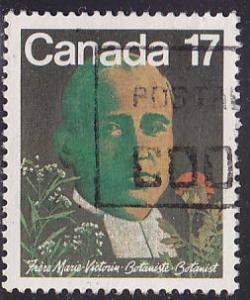 Canada 894 Frere Marie-Victorin 1981