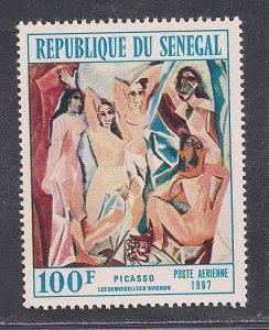 SENEGAL SC# C59  FVF/MNH