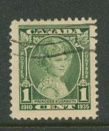 Canada SG 335 VFU