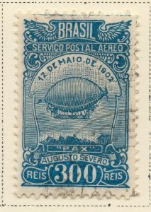 Brazil 1929 Early Issue Fine Used 300r. NW-12099
