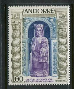 French Andorra #222 MNH