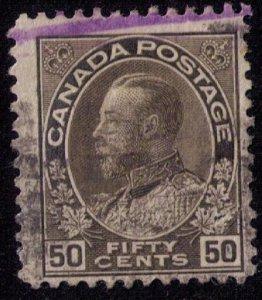 Canada Sc 120i Silver Black Used Fine