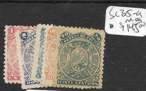 BOLIVIA (P1503B)  SC 35-9  MOG