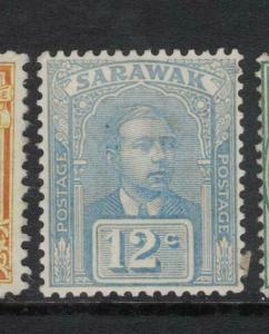 Sarawak SG 70a MOG (5dvq)