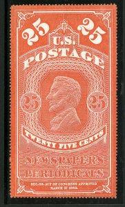 US Stamps # PR7 VF Fresh choice unused